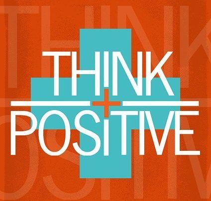 Positief denken, weg met onrustig gevoel