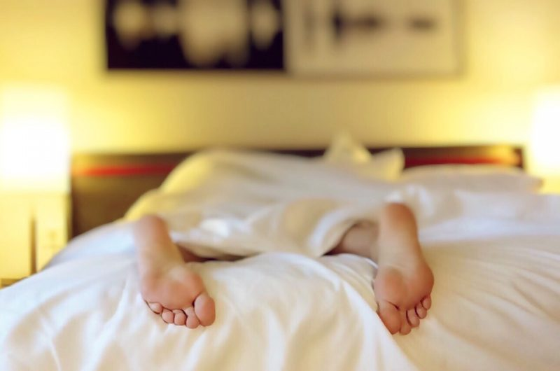 oververmoeid als gevolg van stress