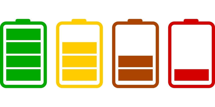 Burn-out, bijna lege batterij, je bent op